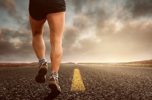 Every 700 to 800 km you should replace your running shoes.