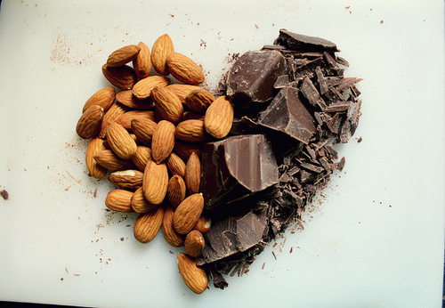 Chocolate Almonds_Arya Ziai via Visual hunt_Attrib required