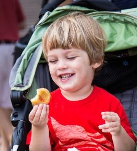 Kinder sind eine zentrale Zielgruppe, sind sie doch die Konsumenten von morgen, die IHRE Kinder mitbringen.